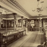 Pioneer Hall, Museum Interior, Fourth Street & Pioneer Place (C017197)