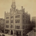 Pioneer Hall, Fourth Street & Pioneer Place, 1886-1906 (C017695)