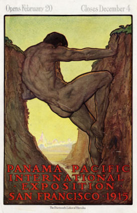 Panama Pacific International Exposition guidebook, 1915
