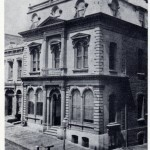 Pioneer Hall Montgomery & Gold Streets - 1863-1886 (C017201)