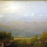Mountains of Ecuador, Norton Bush, oil on canvas (C001375)